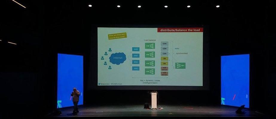 presentation made by Allen O'Neill